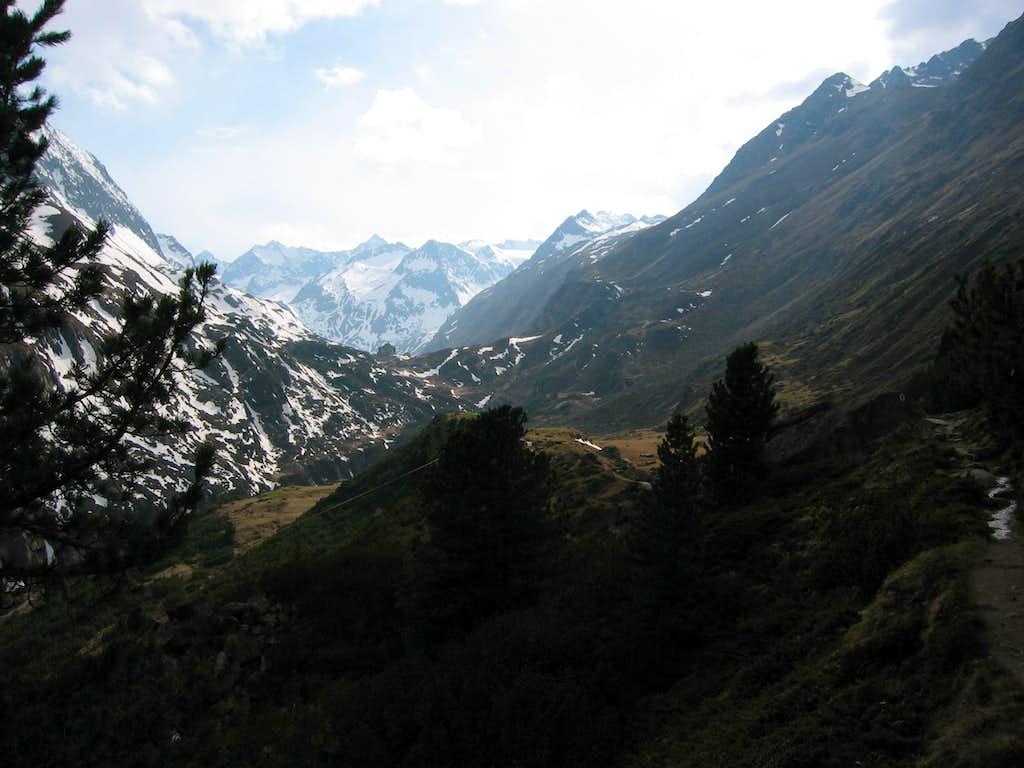 Ruderhofspitze