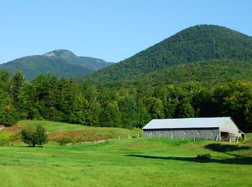 Whiteface From Wonalancet