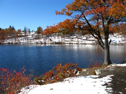 Lake Marcia