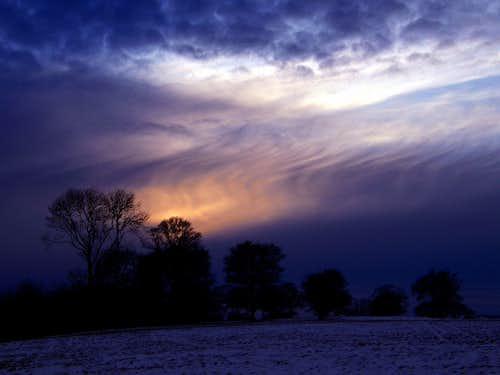 Haunting Clouds - Cirrus Uncinus