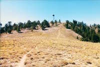 Summit of Pinos