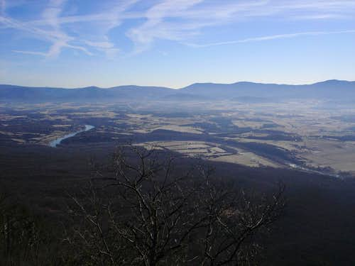 View East from Summit