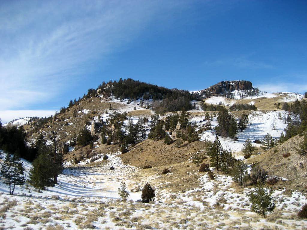 On Sheep Mountain