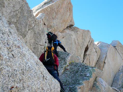 Climbing the CNRLPP