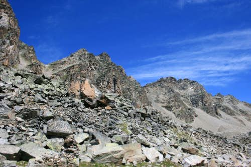 Tschenglser Hochwand, 3.375m