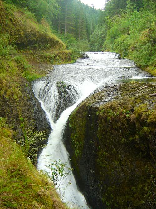 Criss Cross Falls