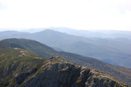 Mount Mansfield in September