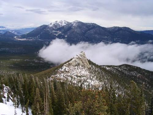 Horsetooth Peak