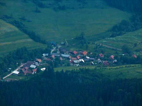 Štefanová from Rozsutec