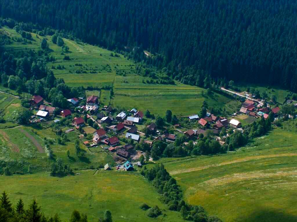 Štefanová from Boboty