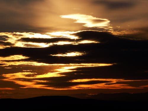 Boarstone Sunset
