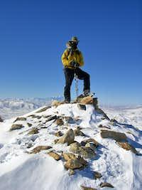 Ryan Mountain Snow Summit