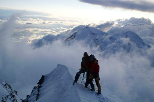 Brothers on da summit;)