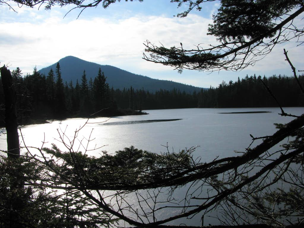Unknown Pond, White Mountains, NH