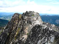 Chimney Peak Summit