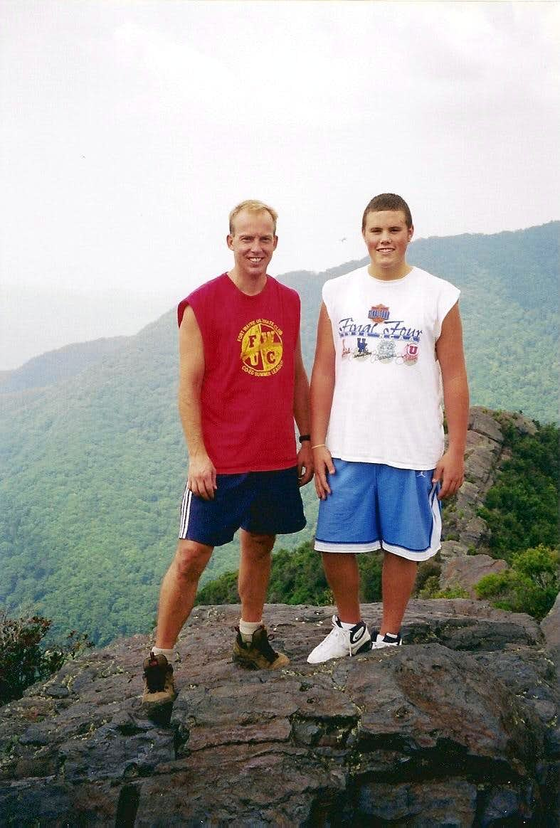 Getting My Teenage Son to Enjoy Hiking