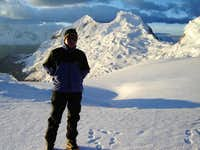In nevado tocllaraju 6034 msn.