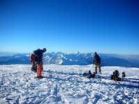 Cumbre de Nevado  Huascaran 6 768 msn