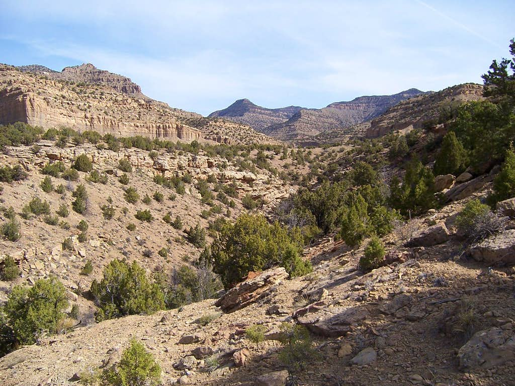 Thompson Canyon (central)
