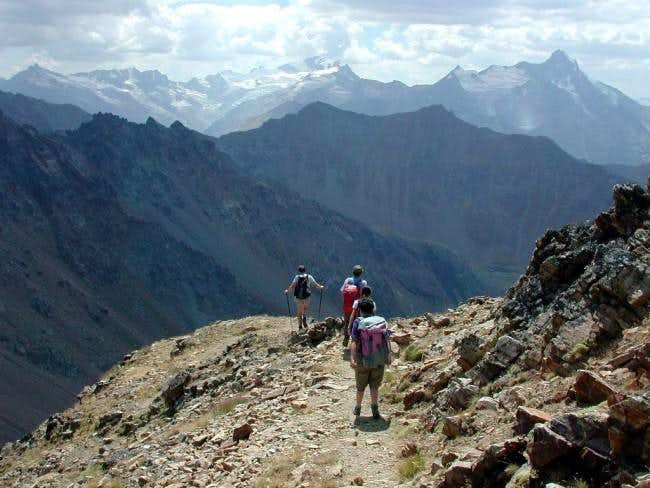The Gran Paradiso Group and...