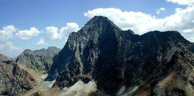 The Monte Emilius like you...