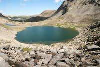Sixth Sawtooth Lake