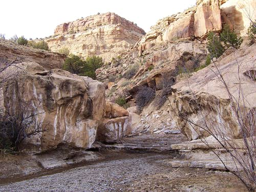 Sagers Canyon