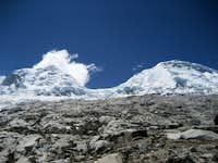 Nevado Huascaran 6768 msn..