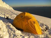 Campo 1 de Nevado  Huascaran