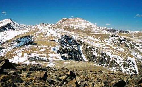Mount Evans (14,264\') from...