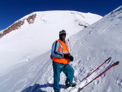 Elbrus - Old school dude