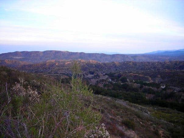 Agua Tibia - View of Temecula
