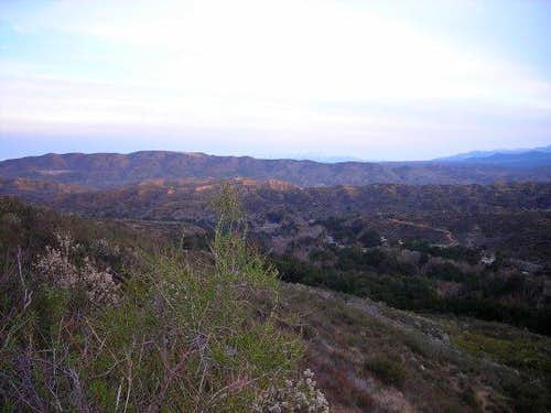 Agua Tibia - View of Temecula