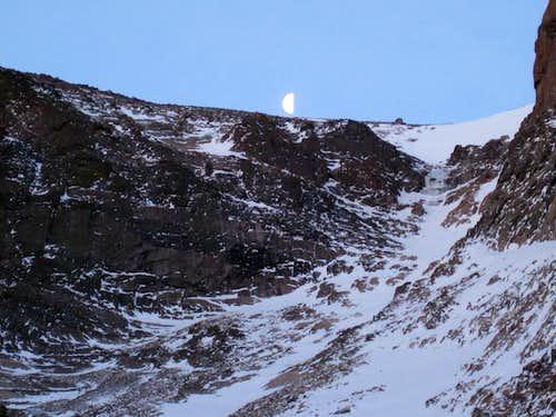 Loft Route, Longs Peak