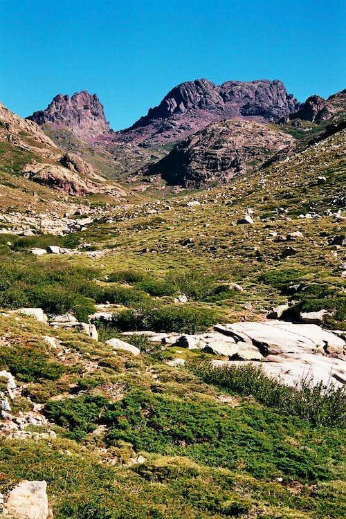 Paglia Orba - my favourite Corse mountain