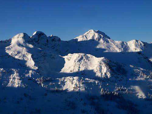 Triple Traverse Peaks