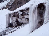 Chimborazo - Glacier formation