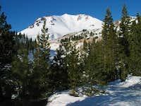 Lassen Peak from Devastation...