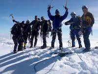 Summit of Chimborazo