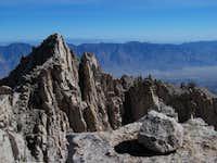 Mount Russell - East Peak...