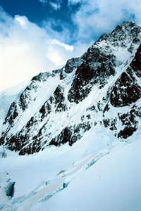 Grossglockner north face from...