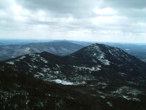 Allen Mountain as seen from...