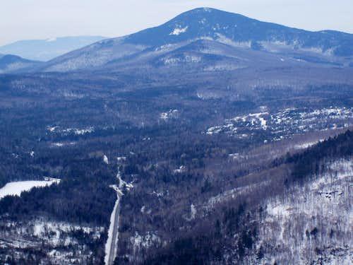 Mt. Blue & Rt. 156