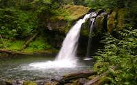 Iron Creek Fall