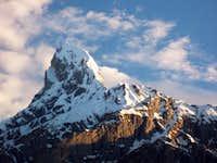 Bahordas peak karakoram pakistan