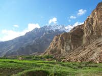 Askoli Shigar valley north pakistan