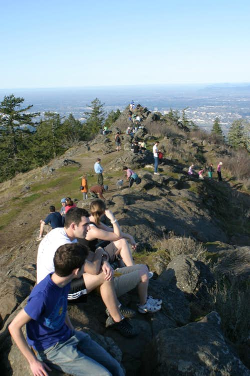 Spencers Butte