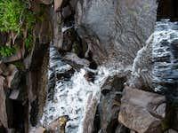 A Uintah stream