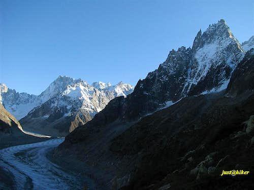 Aiguille des Grands Charmoz (3.445m)