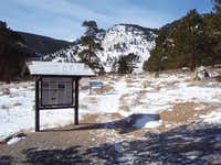 Hollowell Park Trailhead